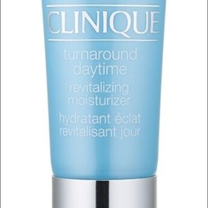 Clinique Foaming Cleanser and Moisturizer